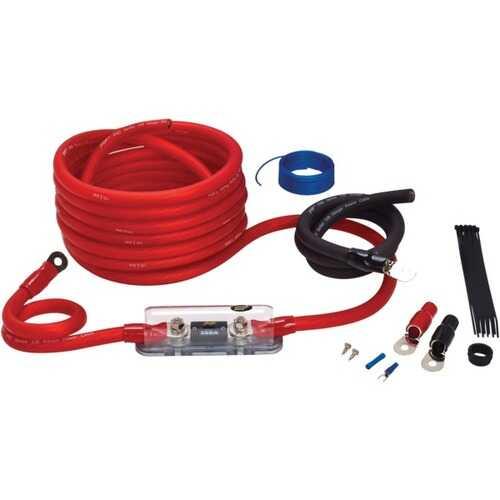 Stinger SK4201 4000 Series 1/0-Gauge Power Wiring Kit