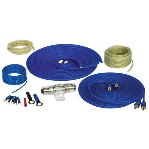 Stinger SS600XS 8-Gauge AGU Amp Installation Kit