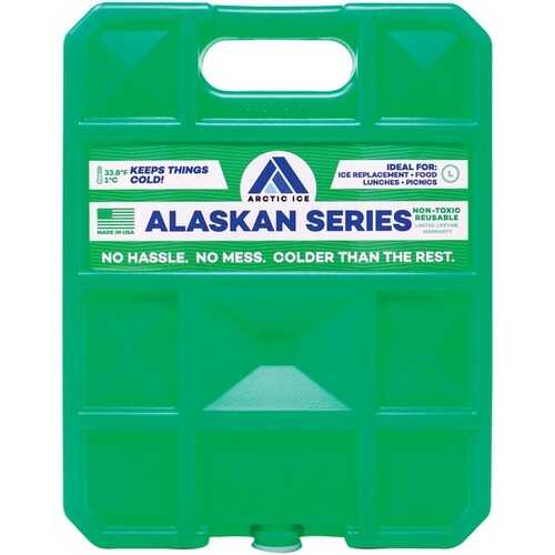 Arctic Ice 1206 Alaskan Series Freezer Pack (5lbs)