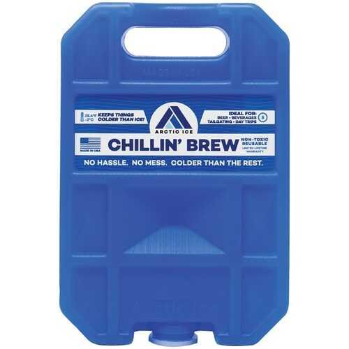 Arctic Ice 1209 Chillin' Brew Series Freezer Pack (1.5lbs)