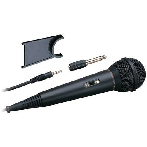 Audio-Technica(R) ATR-1200 ATR Series Dynamic Vocal/Instrument Microphone (Cardioid, ATR1200)