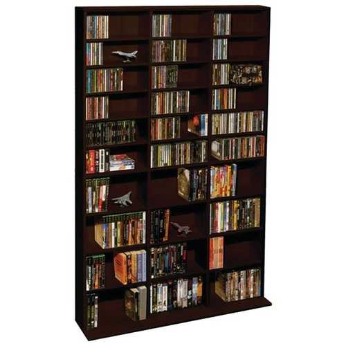 Atlantic(R) 38435714 Oskar 1,080-CD Multimedia Storage Cabinet