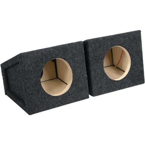 """Atrend(R) 6.5PR BBox Series 6.5"""" Single Sealed Enclosures, Pair"""