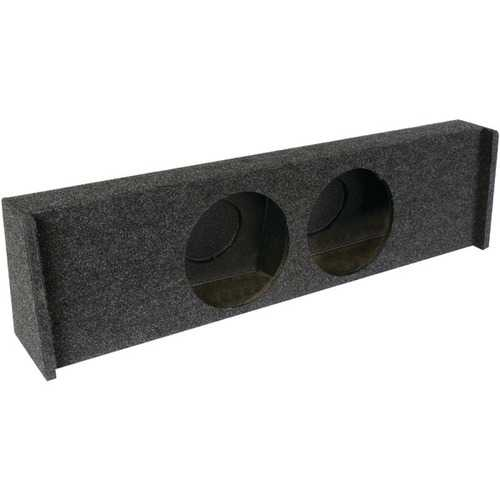 "Atrend(R) A362-10CP BBox Series 10"" Dual Speaker Enclosures for Ford(R) F150 Super Crew Cab 2009 & Up"