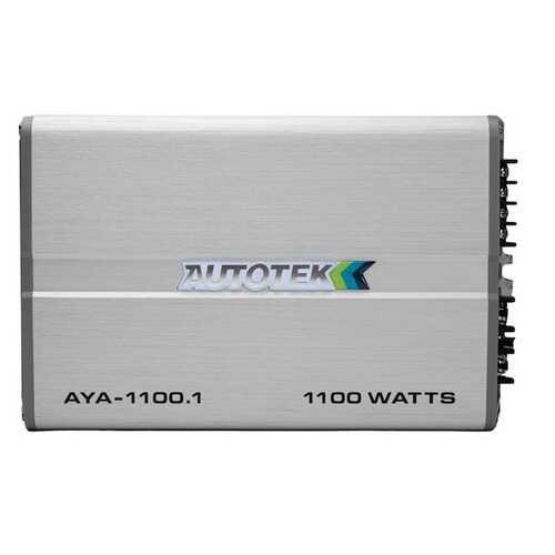 Autotek AYA-1100.1 Alloy Series 1,100-Watt Monoblock Class AB Amp