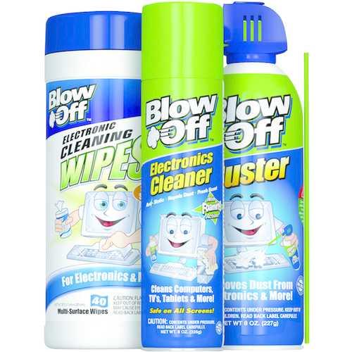 Blow Off KE1-312-220 Electronics Cleaning Kit