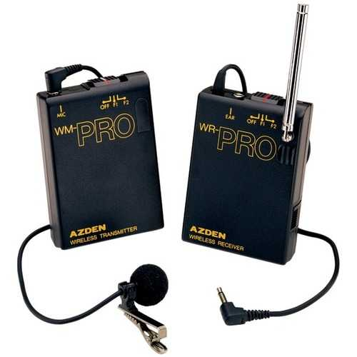 Azden WLX-PRO+i WLX-PRO System