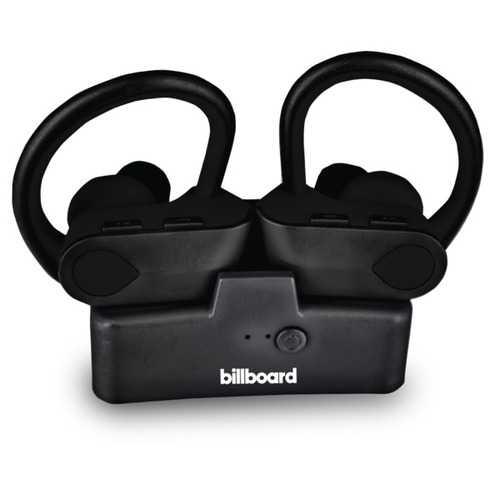 Billboard BB2623 True Wireless Earhook Earbuds with Charging Case