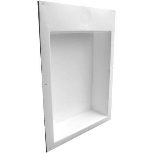 Builder's Best 110696 Saf-T-Duct Dryer Outlet Box