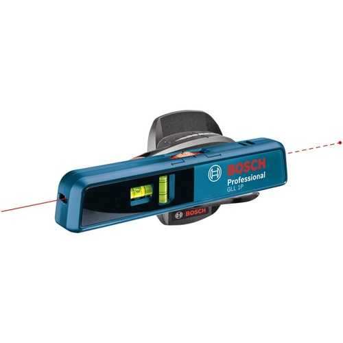 Bosch GLL-1P GLL 1P Line & Point Laser Level