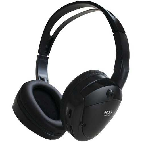BOSS Audio Systems HP12 IR Wireless Headset