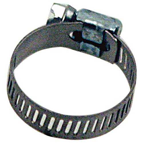 "IDEAL-TRIDON 300010102 Metal Worm Screw Clamp (Size 10, 1/2"" x 1 1/16"" dia)"