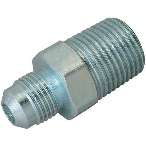"""BRASSCRAFT AU2-6-8S 3/8"""" Steel Gas Fitting (1/2"""" MIP)"""