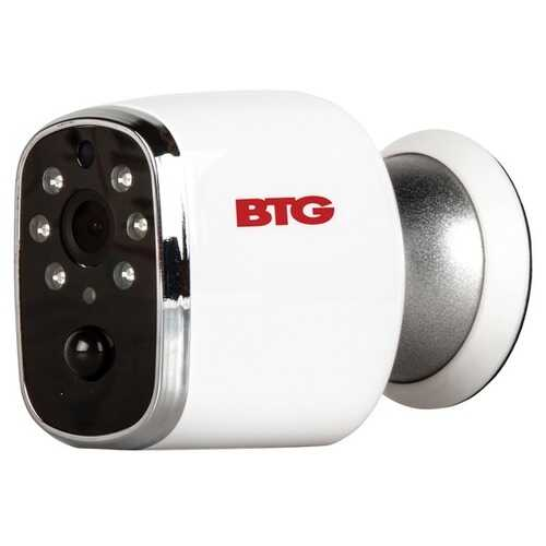 Bolide BTG-WIP70P BTG HD Wi-Fi Indoor/Outdoor Security Camera