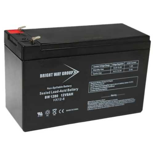 Bright Way Group BW 1280 F2 (0170) BWG 1280 F2 Battery