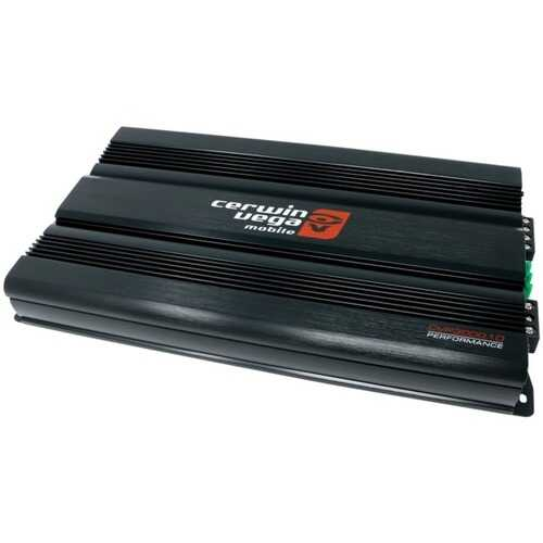 Cerwin-Vega Mobile CVP3000.1D Performance Series 3,000-Watt-Max Monoblock Class D Amp