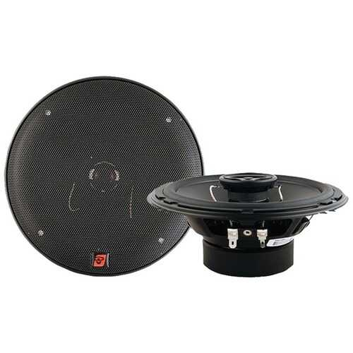 """Cerwin-Vega Mobile XED52 XED Series Coaxial Speakers (2 Way, 5.25"""")"""