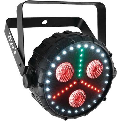 CHAUVET DJ FXPAR3 FXpar 3 Effect Par Wash Light