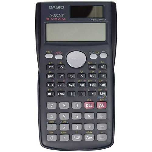 CASIO FX300MSPLUS2 Scientific 2nd Edition Calculator