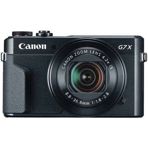 Canon 1066C001 20.1-Megapixel PowerShot G7 X Mark II Digital Camera