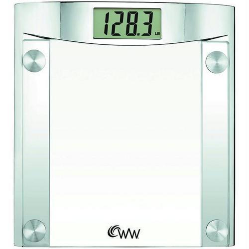 Conair(R) WW44Y Weight Watchers(R) Glass Scale