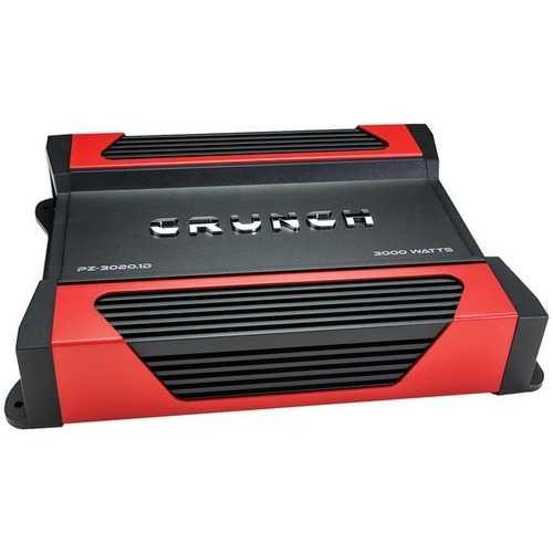 Crunch PZ-3020.1D POWERZONE Subwoofer Class D Monoblock Amp (3,000 Watts)