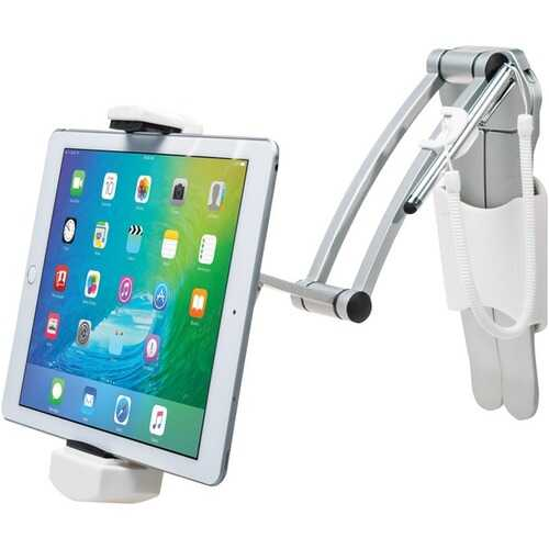 CTA Digital PAD-KMS 2-in-1 Kitchen Mount Stand for iPad/Tablet