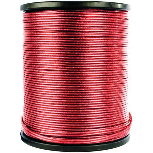 DB Link STPW8R250Z Elite Superflex Soft-Touch Power Wire (8 Gauge, Red, 250 Feet)