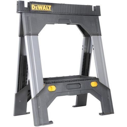 DEWALT(R) DWST11031 Adjustable Leg Sawhorse