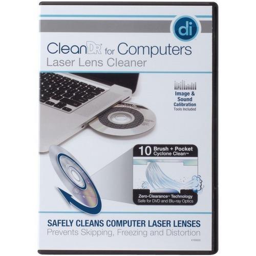 Digital Innovations 4190600 CleanDr Laser Lens Cleaner