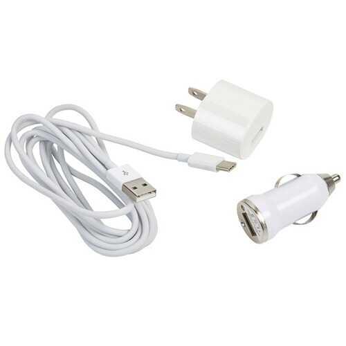 Ultralast CEL-CHGCW-6 CEL-CHGCW-6 USB-C Charge and Sync Kit