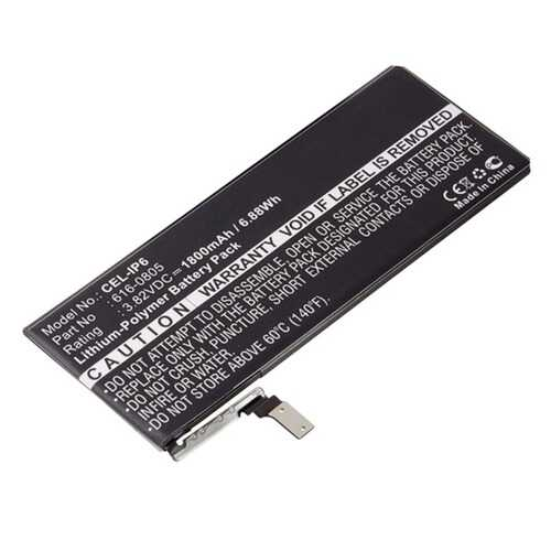 Ultralast CEL-IP6 CEL-IP6 Replacement Battery