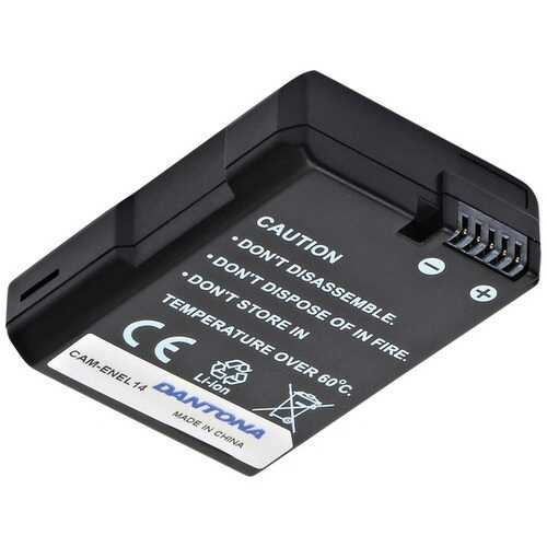 Dantona CAM-ENEL14P CAM-ENEL14P Replacement Battery