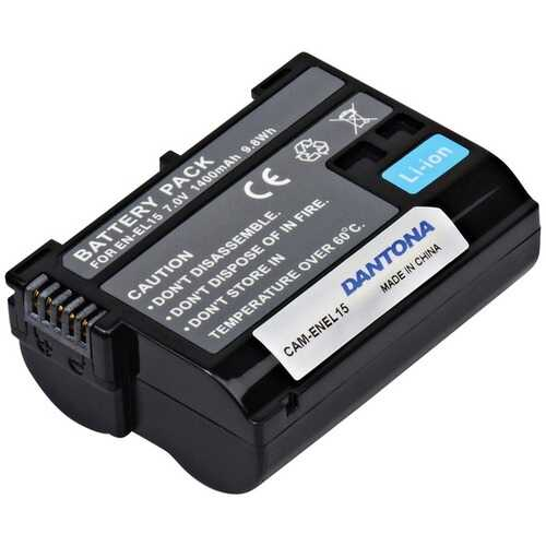 Dantona CAM-ENEL15P CAM-ENEL15P Replacement Battery