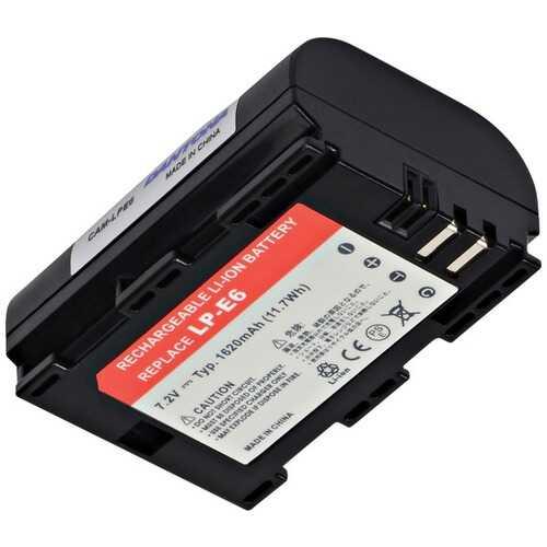 Dantona CAM-LPE6P CAM-LPE6 Replacement Battery