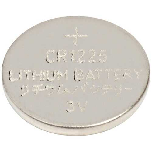 Ultralast UL1225 UL1225 CR1225 Lithium Coin Cell Battery