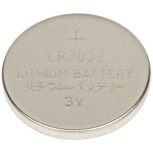 Dantona VAL-2032B50 ValuePaq Energy 2032 Lithium Coin Cell Batteries, 50 pk