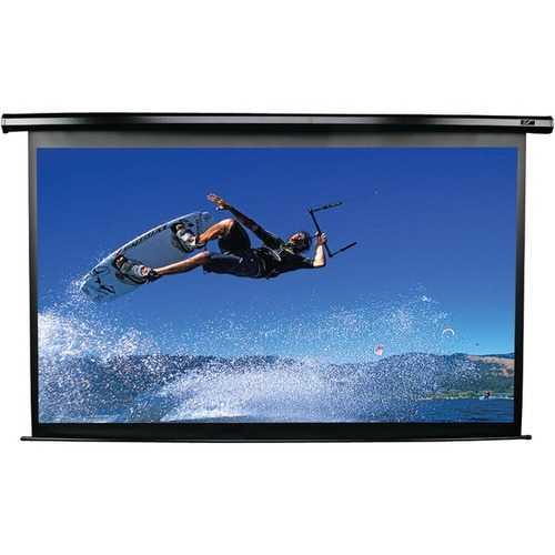 "Elite Screens ELECTRIC100H Spectrum Series Electric Screen (100""; 49""H x 87.2""W; 16:9 HDTV Format)"
