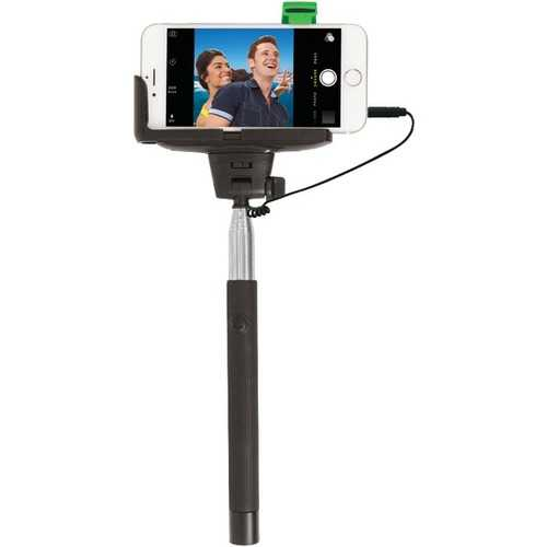 ReTrak ETSELFIEW Selfie Stick with Wired Shutter