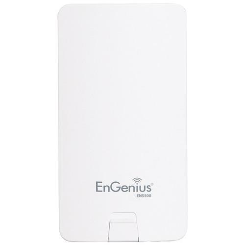 EnGenius(R) ENS500-AC 5GHz Outdoor 802.11ac Wave 2 PtP Wireless Bridge
