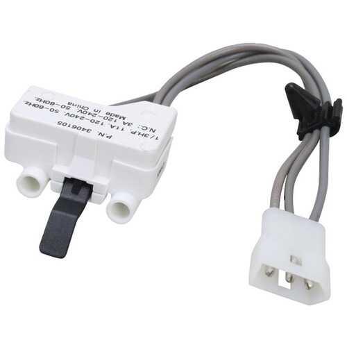 ERP 3406105 Dryer Door Switch (Whirlpool 3406105)