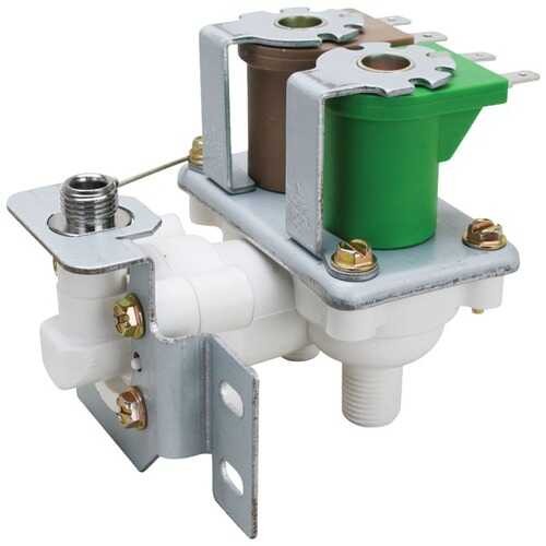 ERP 4318046 Refrigerator Water Valve (Replacement for Whirlpool 4318046)