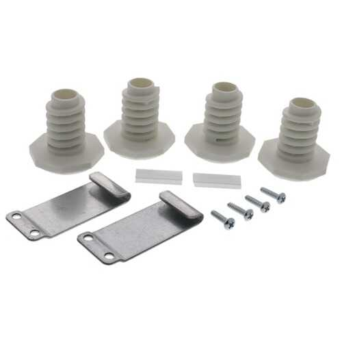 ERP W10869845 W10869845 Washer/Dryer Stacking Kit for Whirlpool