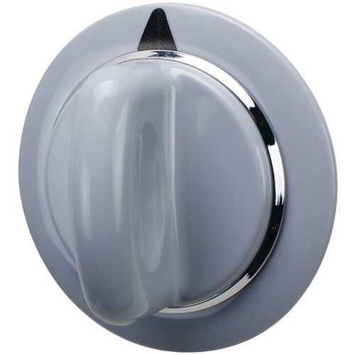 ERP WE1M964 Knob for GE Appliance (Dryer Knob WE1M964)