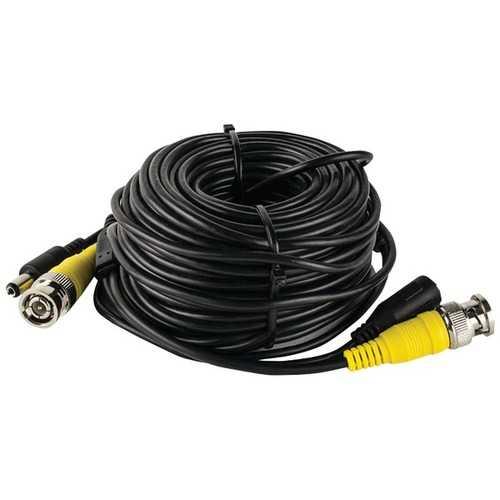 Spyclops SPY-40MBNCDC 12-Volt BNC Video Cable (40m)