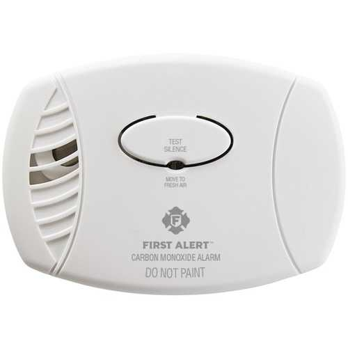 First Alert 1039718 Battery-Powered Carbon Monoxide Alarm