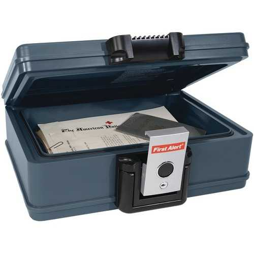First Alert 2017F .19 Cubic-ft Water and Fire Protector File Chest