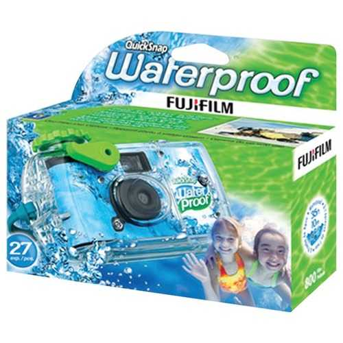 Fujifilm(R) 7025227 QuickSnap(R) Marine Waterproof Single-Use Camera