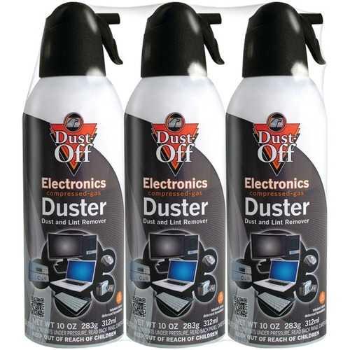 Dust-Off DPSXL3 Disposable Dusters (3 pk)