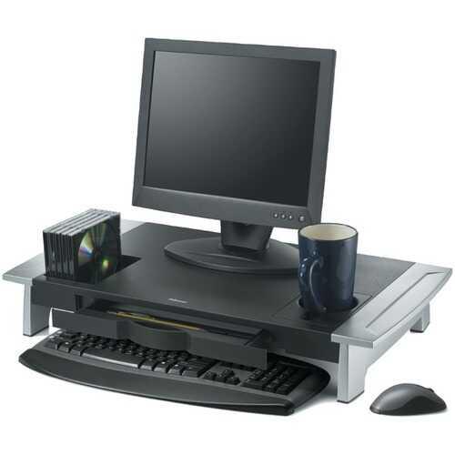 Fellowes(R) 8031001 Office Suites(TM) Premium Monitor Riser